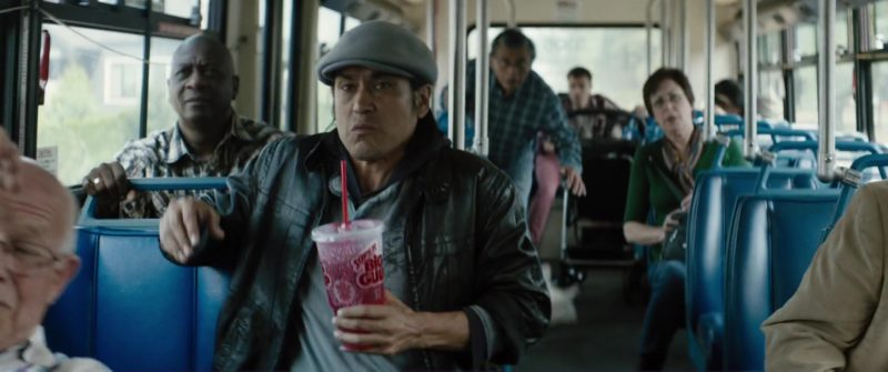 Big Gulp Drink in Deadpool 2 (2018) Movie Product Placement