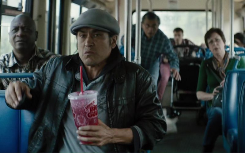 Big Gulp Drink in Deadpool 2