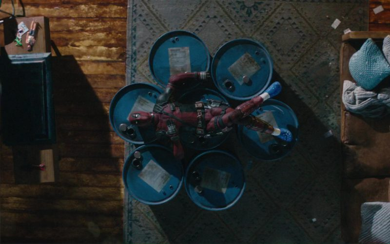 Blue Crocs Worn by Ryan Reynolds in Deadpool 2 (5)