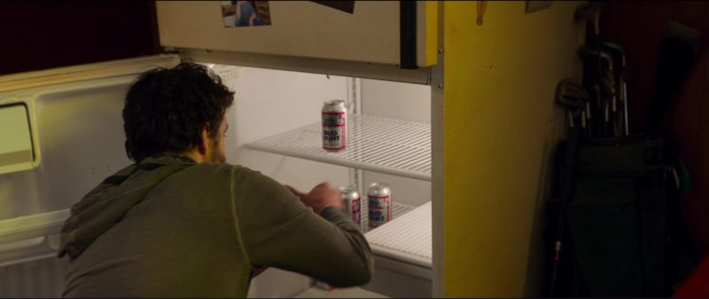 Bud Light Beer Cans in Tag (2018) - Movie Product Placement
