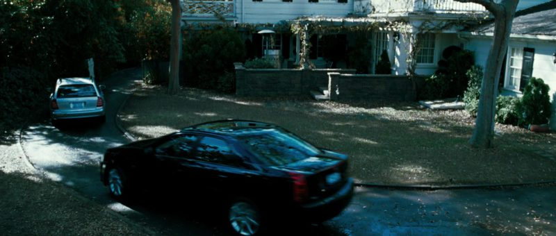 Cadillac CTS-V and Mercedes-Benz C320 [S203] Cars in Mr. & Mrs. Smith (2005) Movie