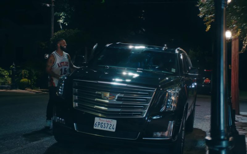 """Cadillac Escalade Car in """"In My Feelings"""" by Drake (2)"""