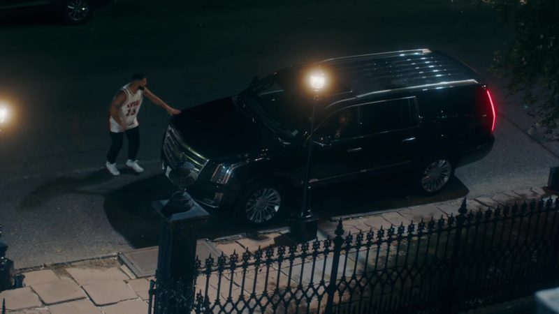 "Cadillac Escalade Car in ""In My Feelings"" by Drake (2018) Music Video Product Placement"