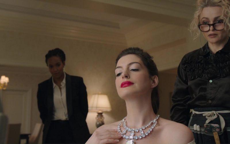 Cartier Necklace (Toussaint) Worn by Anne Hathaway in Ocean's 8 (7)