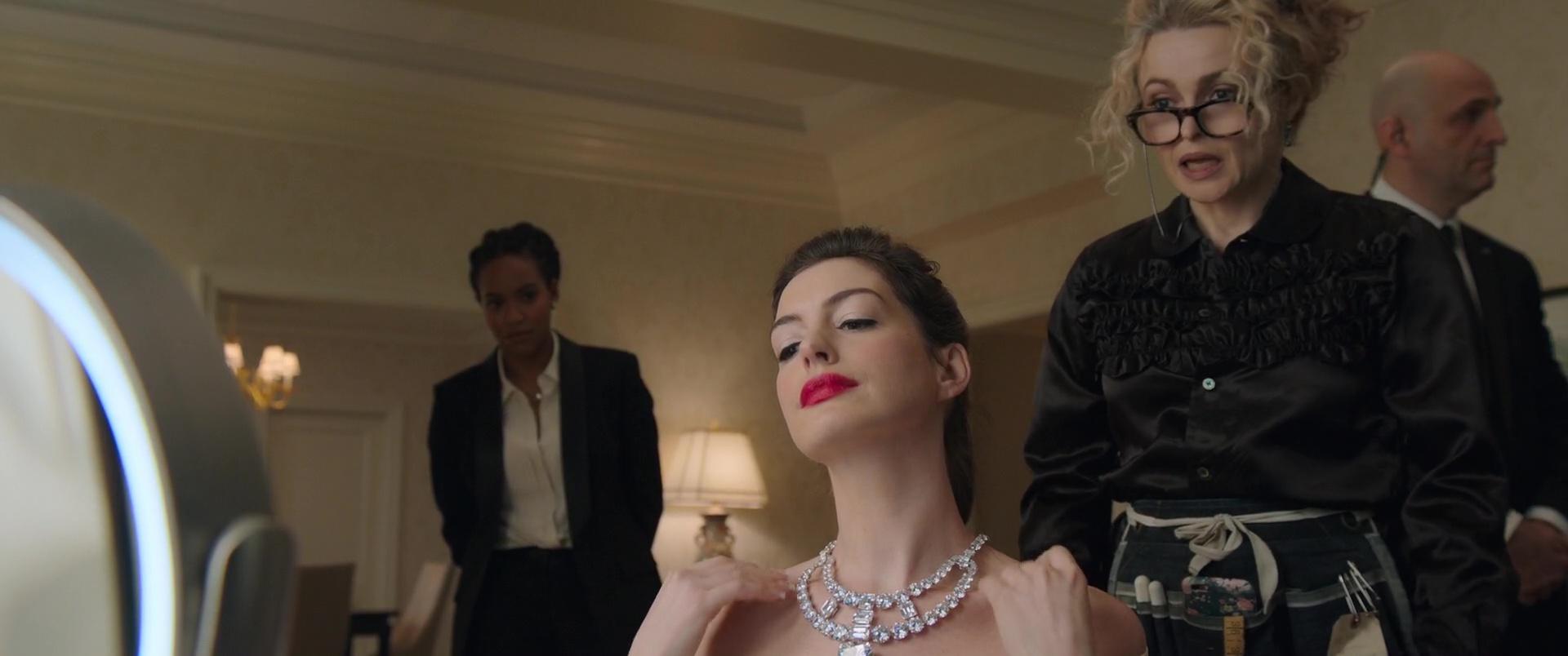 Cartier Necklace Toussaint Worn By Anne Hathaway Daphne