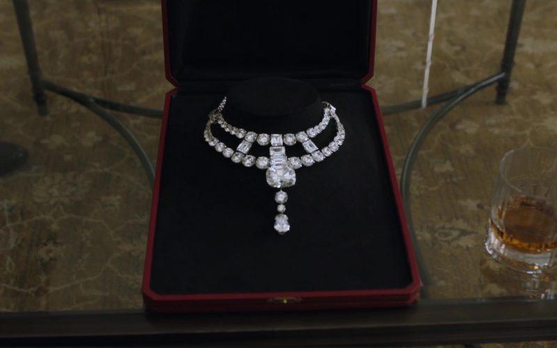 Cartier Toussaint Necklace in Ocean's 8 (5)