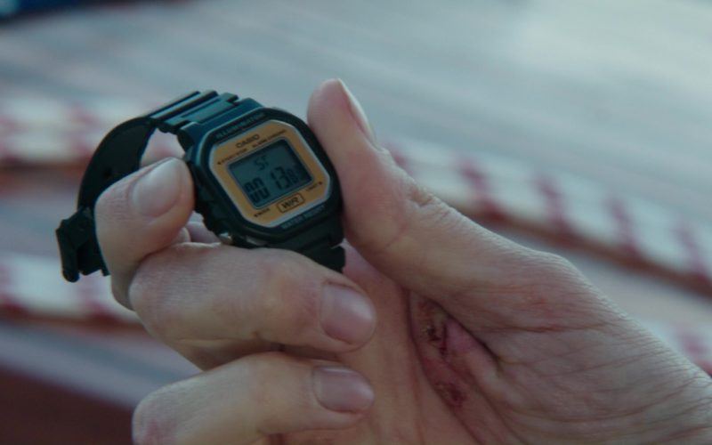 Casio Watch Used by Shailene Woodley in Adrift (2)