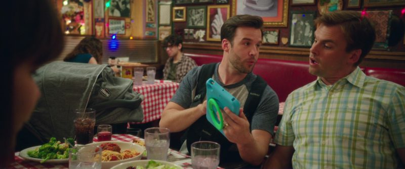 Chicco Baby Strollers and Babybjörn Baby Carrier in Book Club (2018) Movie Product Placement