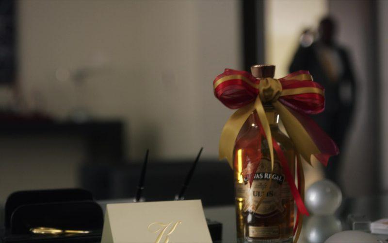 Chivas Regal Scotch Whisky in Set It Up