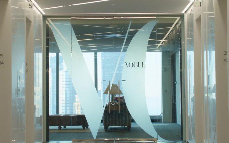 Condé Nast, Vogue Office in Ocean's 8 (2)