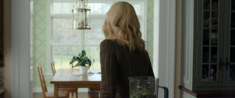 Cuisinart Blender Used by Sarah Paulson in Ocean's 8 (2018) - Movie Product Placement