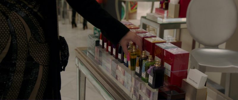 Diana Vreeland Parfums in Ocean's 8 (2018) - Movie Product Placement