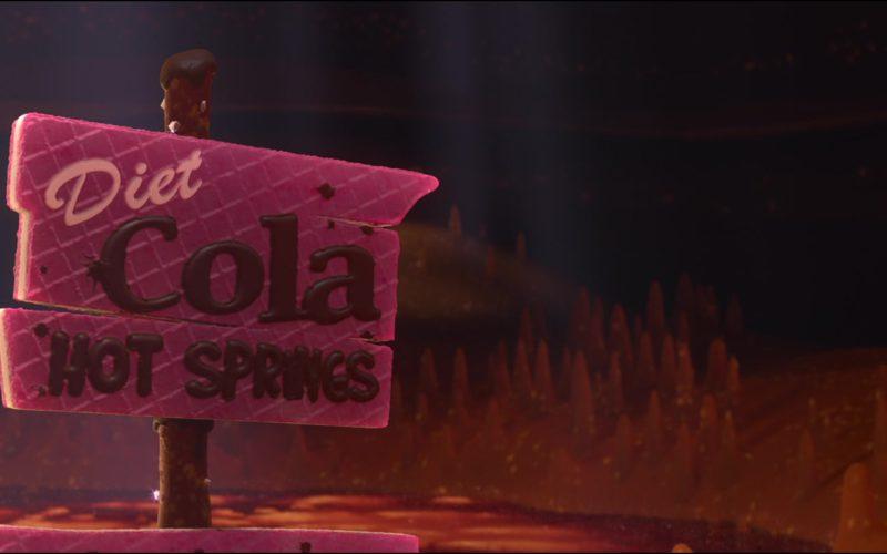 Diet Cola in Wreck-It Ralph
