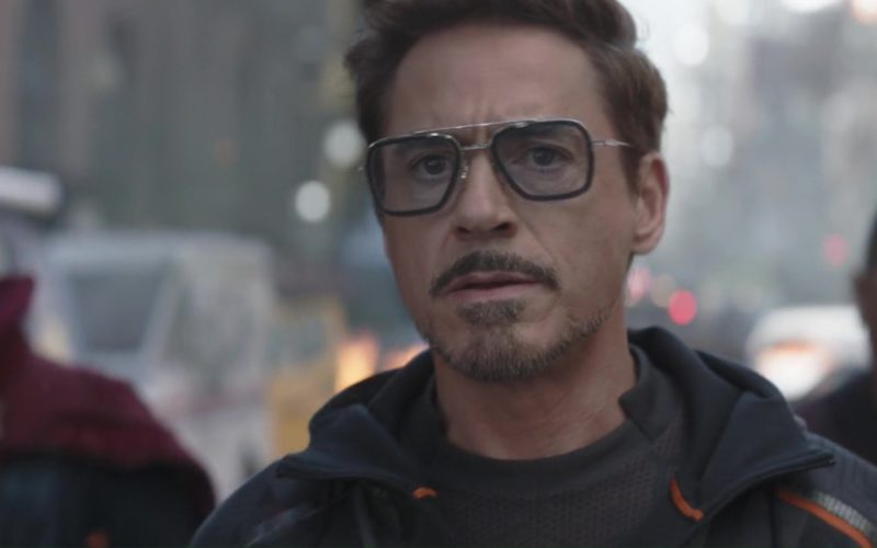 Dita Mach One Sunglasses Worn by Robert Downey, Jr (Tony Stark) in Avengers Infinity War (4)