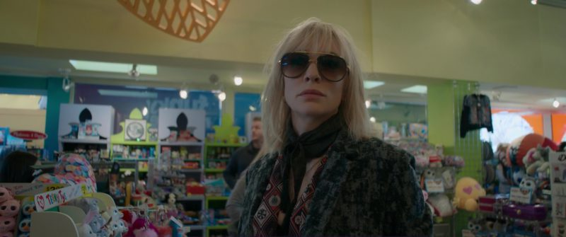 Dita Sunglasses Worn by Cate Blanchett in Ocean's 8 (2018) Movie Product Placement