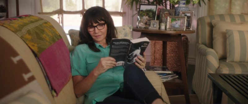Fifty Shades Darker (Novel by E. L. James) Held by Mary Steenburgen in Book Club (2018) Movie Product Placement