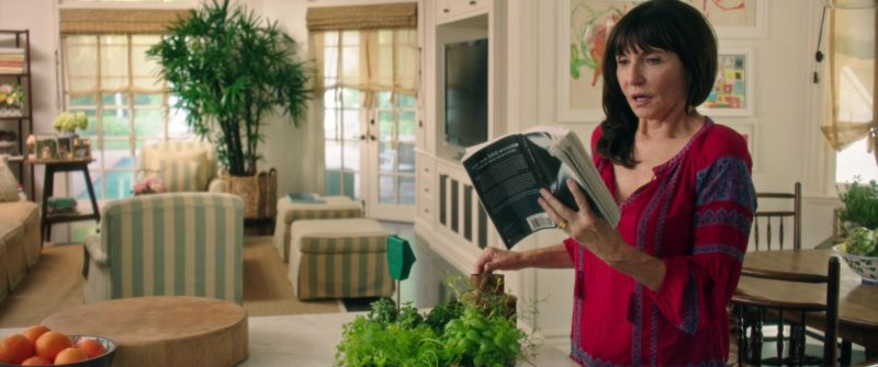 Fifty Shades of Grey (Novel by E. L. James) Held by Mary Steenburgen in Book Club (2018) Movie Product Placement