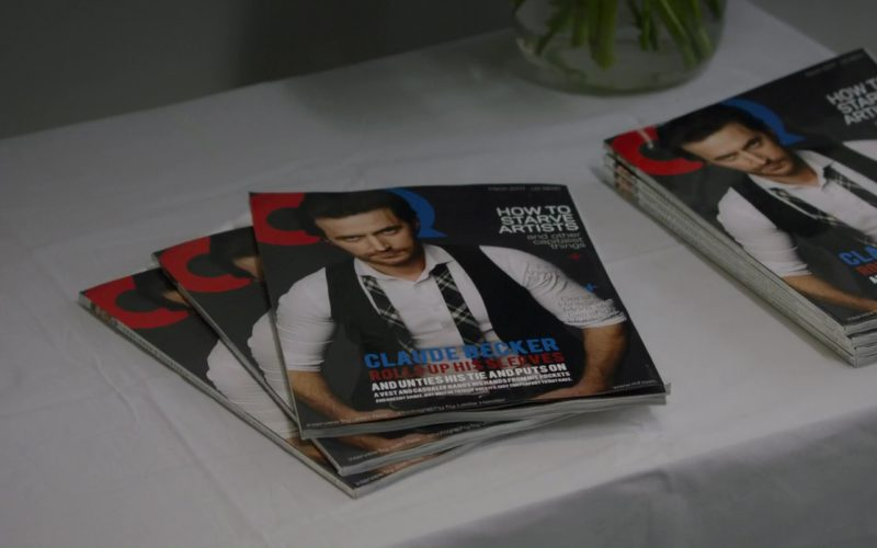 GQ Magazine in Ocean's 8