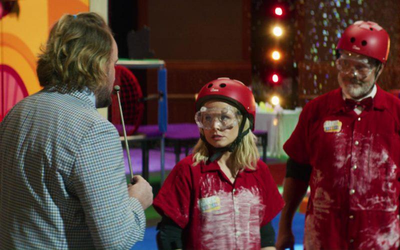 JBM Gear Helmets Worn by Kristen Bell and Kelsey Grammer in Like Father (1)