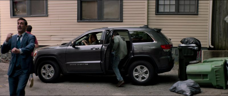 Jeep Grand Cherokee SUV Driven by Isla Fisher in Tag (2018) - Movie Product Placement