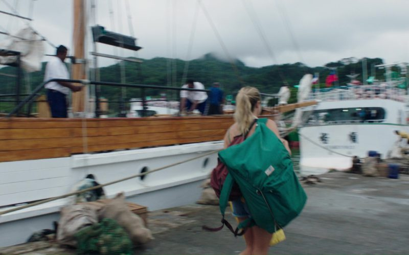 K-2 Antarctic Products Bag Used by Shailene Woodley in Adrift (1)
