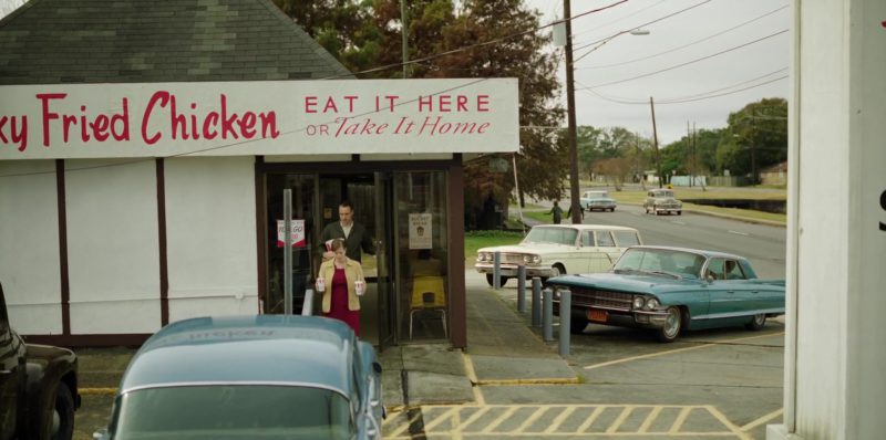 KFC in Green Book (2018) Movie Product Placement