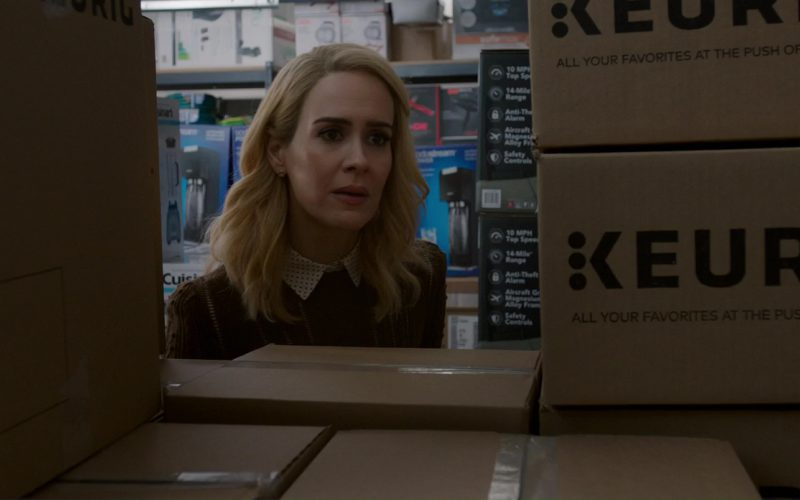 Keurig in Ocean's 8 (1)