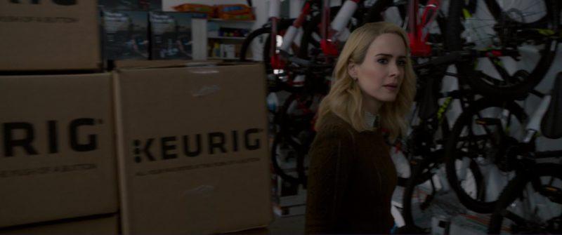 Keurig in Ocean's 8 (2018) - Movie Product Placement