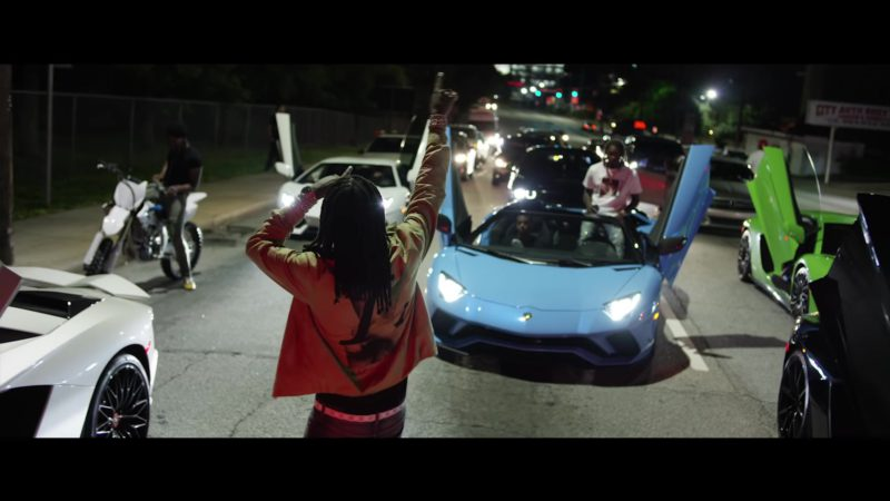 """LV Jacket Worn by Quavo in """"Lamb Talk"""" (2018) Official Music Video Product Placement"""