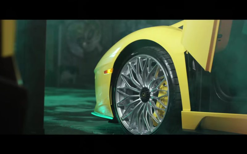 "Lamborghini Aventador Sports Cars in ""Lamb Talk"" by Quavo (18)"