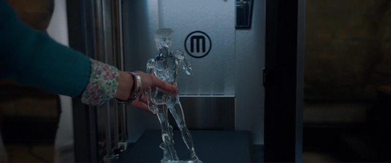 MakerBot Desktop 3D Printer in Ocean's 8 (2018) - Movie Product Placement