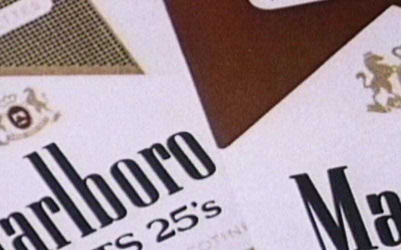 Marlboro Cigarettes in Billionaire Boys Club