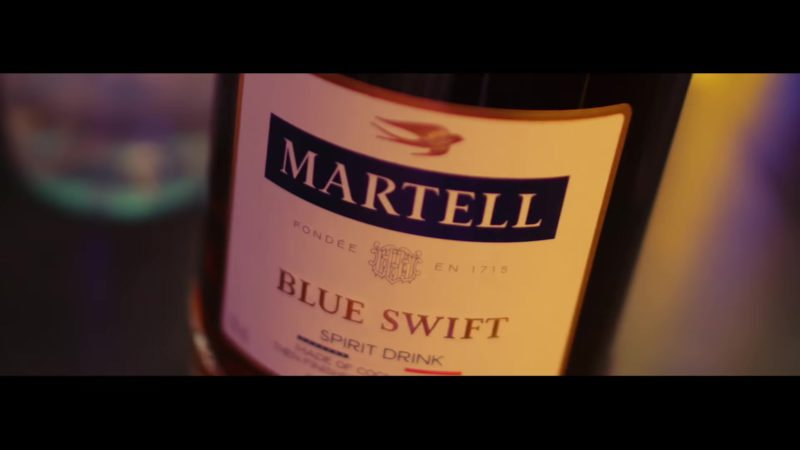 """Martell Cognac in """"Workin Me"""" by Quavo (2018) - Official Music Video Product Placement"""