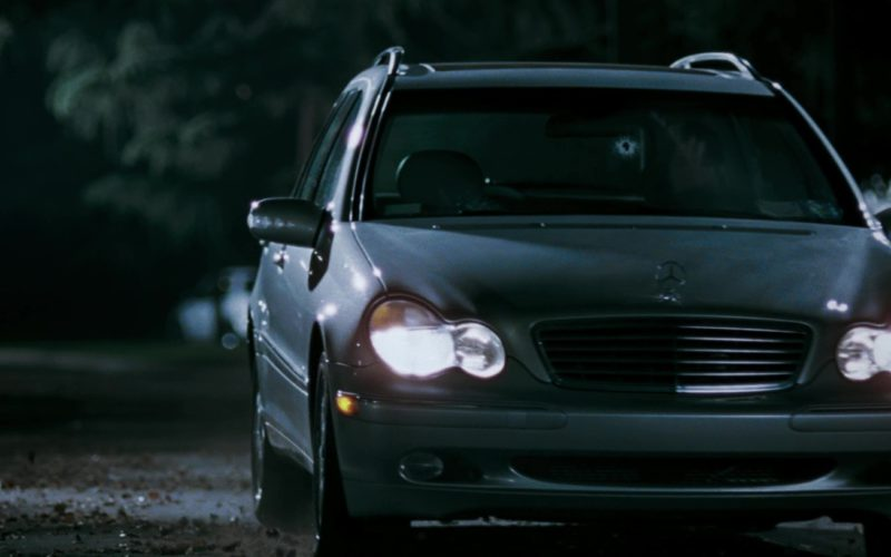 Mercedes-Benz C320 [S203] Car Driven by Angelina Jolie in Mr. & Mrs. Smith (4)