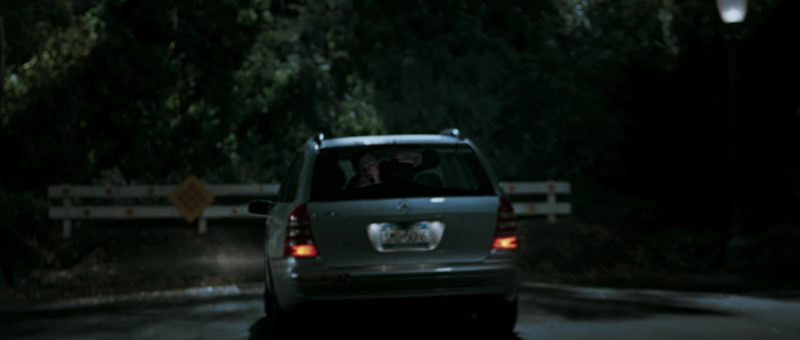 Mercedes-Benz C320 [S203] Car Driven by Angelina Jolie in Mr. & Mrs. Smith (2005) Movie