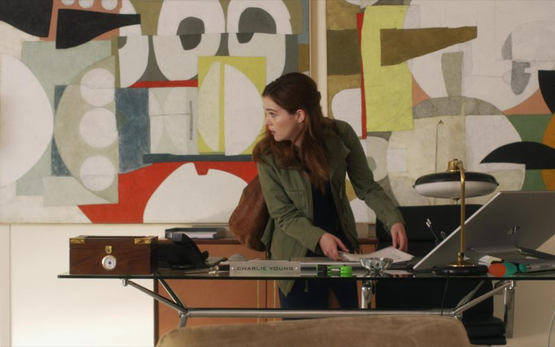 Microsoft Surface Studio Computer Used by Zoey Deutch in Set It Up (1)