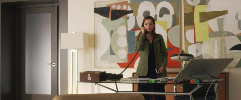 Microsoft Surface Studio Computer Used by Zoey Deutch in Set It Up (2018) - Movie Product Placement
