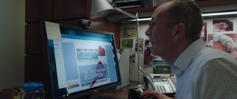 Monitors by DELL in Ocean's 8 (2018) - Movie Product Placement