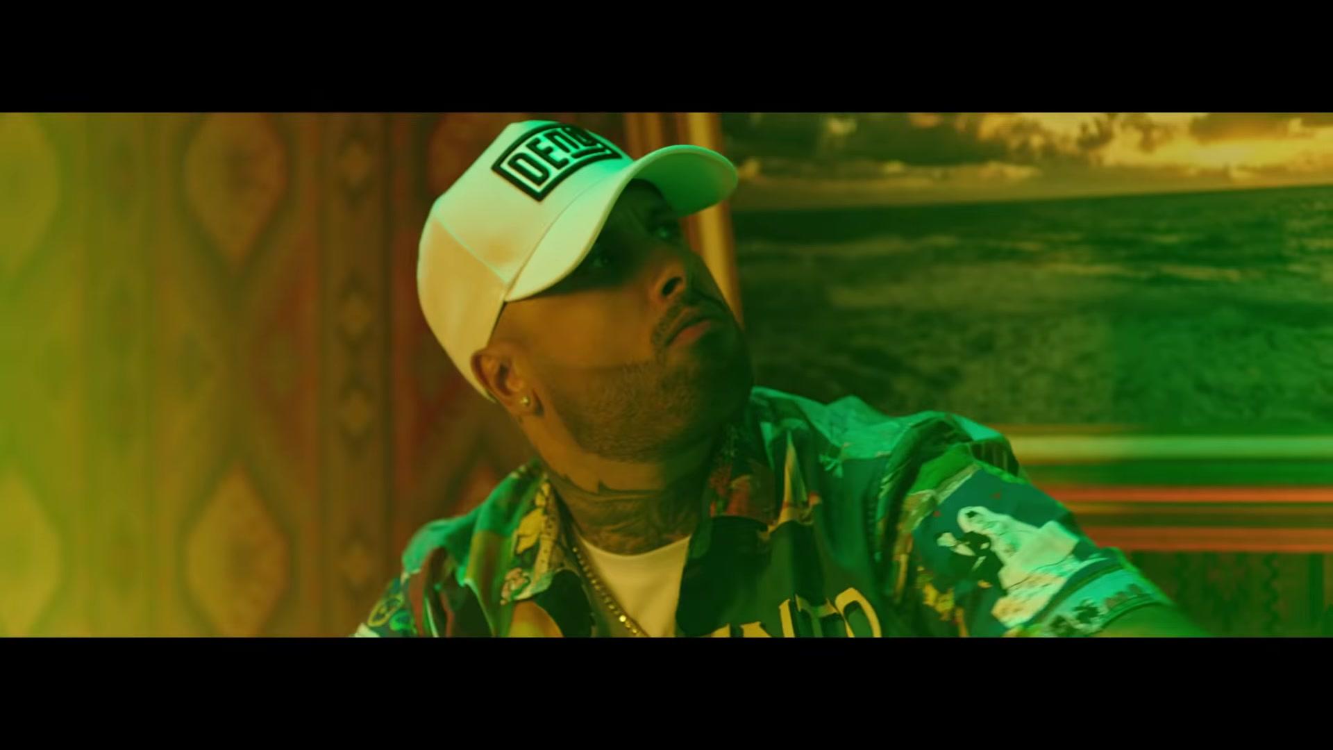 "020d3c15e8c New Era Cap Worn by Nicky Jam in ""Mi Cama"" (Remix"