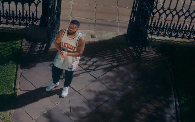 """Nike Air Jordan 5 Retro Low Sneakers Worn by Drake in """"In My Feelings"""" (8)"""