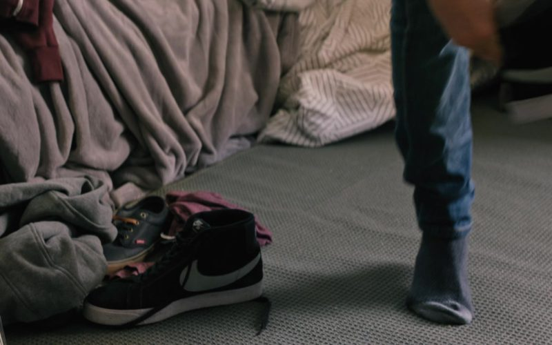 Nike Shoes Worn by Nick Robinson in Love, Simon (1)