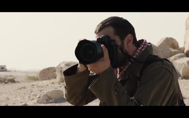 Nikon Camera Used by Jamie Dornan in A Private War