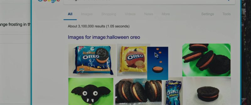 Oreo and Google in Love, Simon (2018) - Movie Product Placement