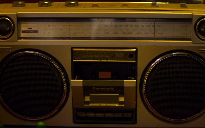 Panasonic Stereo Radio Cassette Recorder in Tag (1)