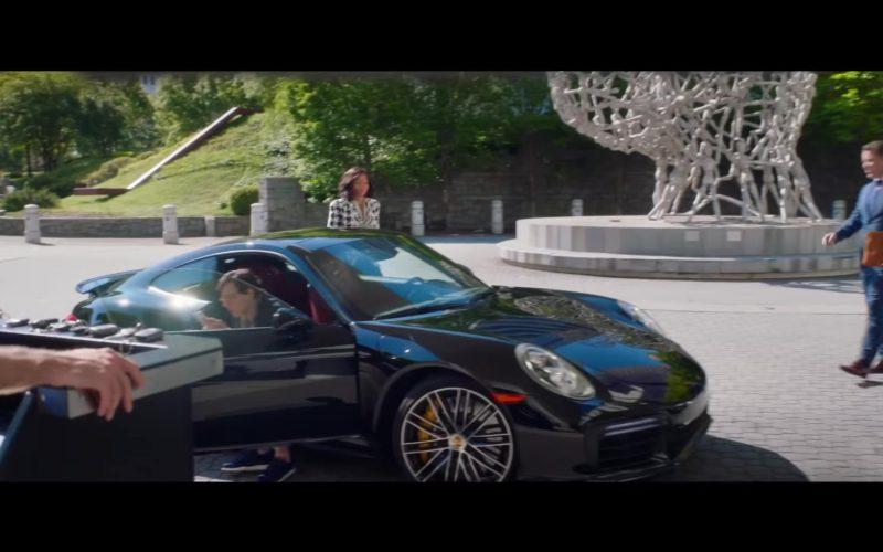 Porsche 911 Sports Car Used by Taraji P. Henson in What Men Want (1)