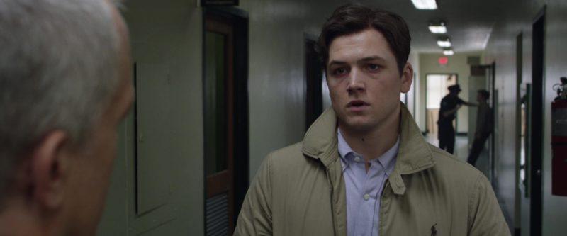 Ralph Lauren Jacket Worn by Taron Egerton in Billionaire Boys Club (2018) - Movie Product Placement