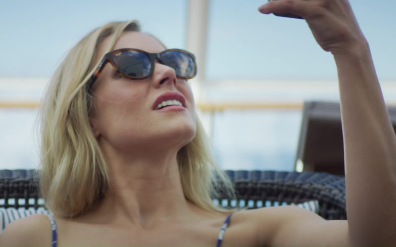 Ray-Ban Sunglasses Worn by Kristen Bell in Like Father (1)