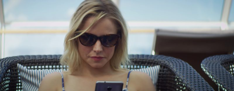 Maui Jim Sunglasses Worn by Kristen Bell in Like Father (2018) Movie Product Placement