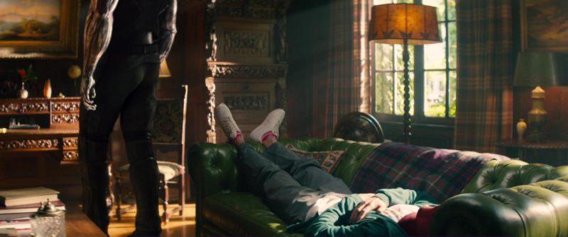 Reebok Sneakers Worn by Ryan Reynolds in Deadpool 2 (2018) - Movie Product Placement