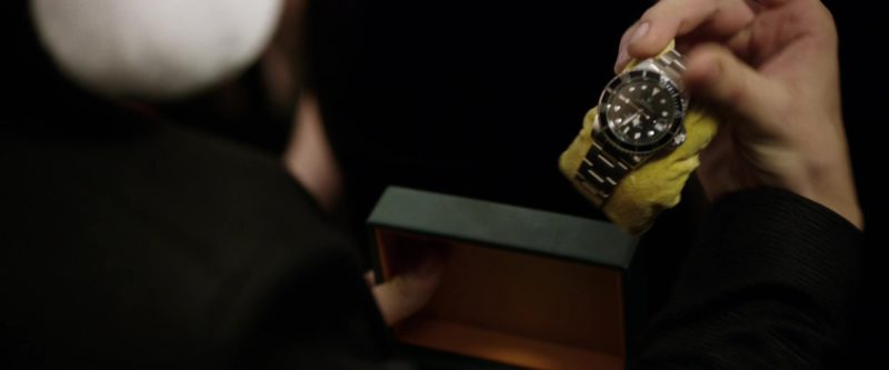 Rolex Watch Worn by Ansel Elgort in Billionaire Boys Club (2018) - Movie Product Placement